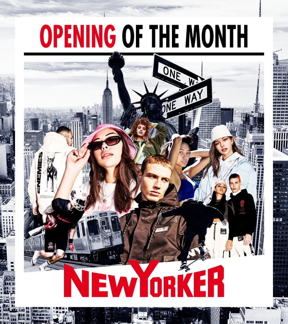 OPENING OF THE MONTH