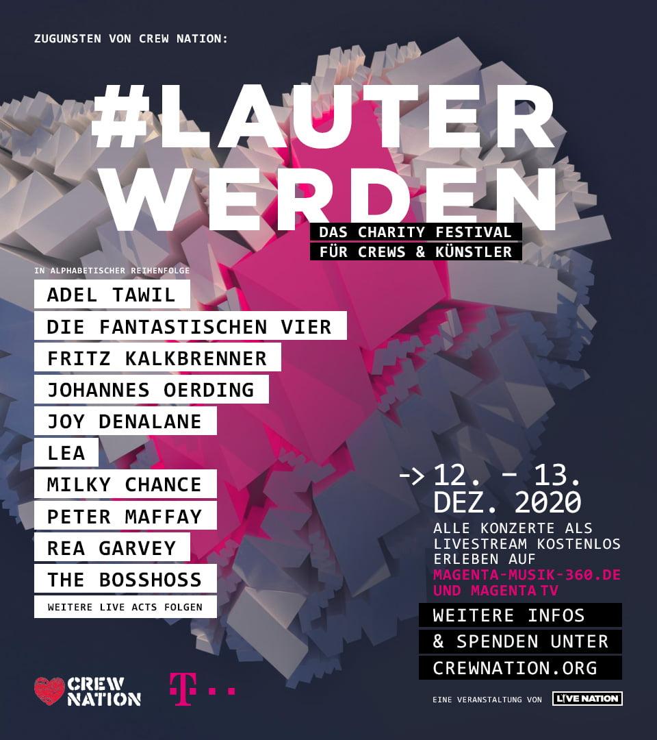 #LAUTERWERDEN